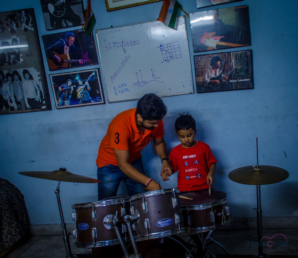Drum Classes in Kolkata