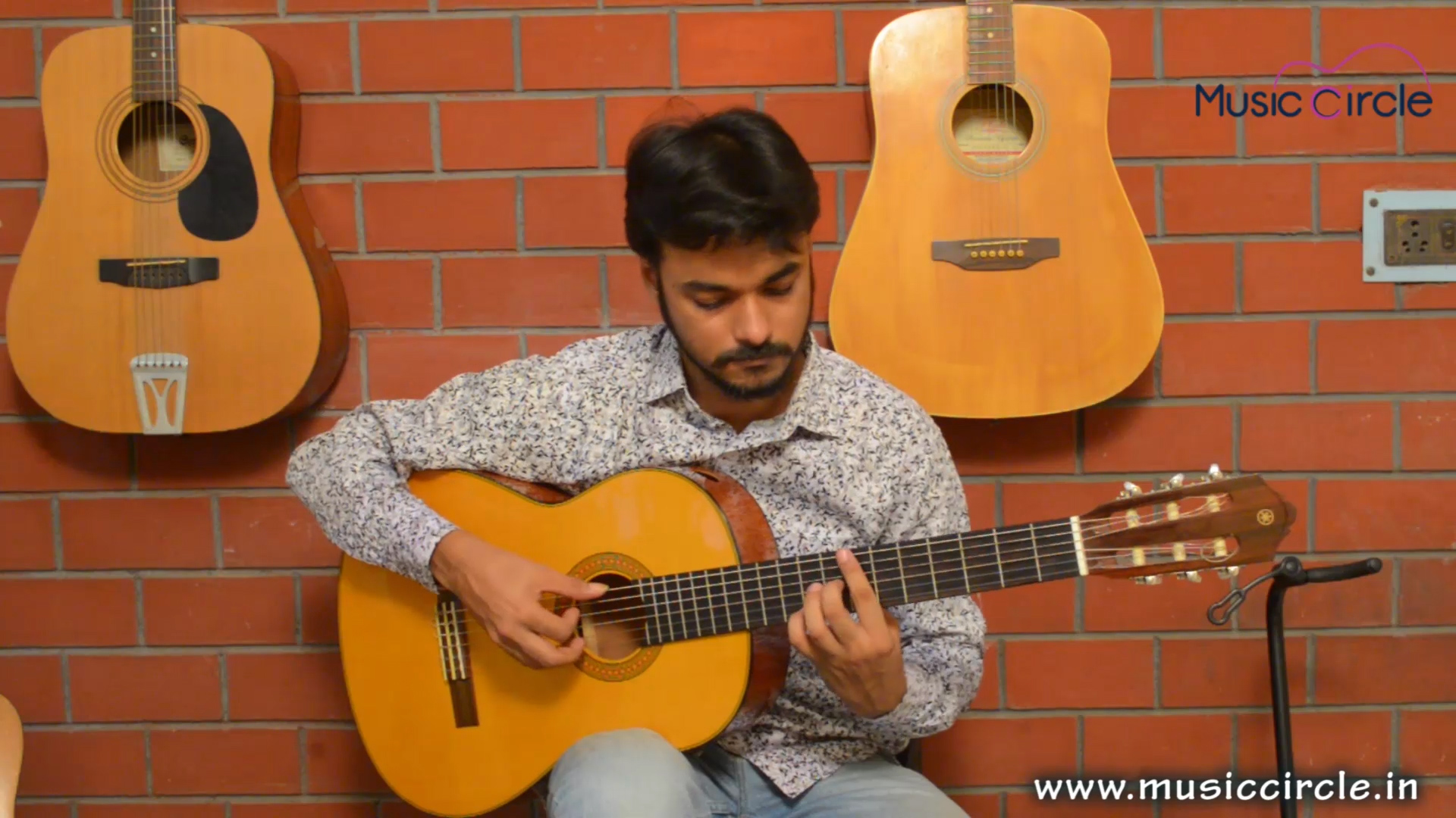 Classical Guitar teacher in Kolkata